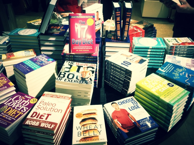 bookstore-diet-books